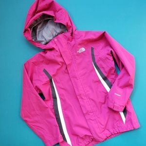 [The North Face] Girls L(10/12) Hyvent Jacket
